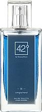 Voňavky, Parfémy, kozmetika 42° by Beauty More II Conquerant - Toaletná voda