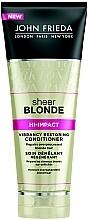 Voňavky, Parfémy, kozmetika Revitalizačný kondicionér na blond vlasy - John Frieda Sheer Blonde Hi-Impact Conditioner