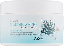 Voňavky, Parfémy, kozmetika Krém na tvár s extraktom z morského hrozna - Esfolio Marin Water Daily Cream
