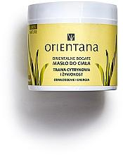 """Voňavky, Parfémy, kozmetika Telový olej """"Kostival a citrónovú trávu"""" - Orientana Body Oil"""
