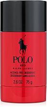 Voňavky, Parfémy, kozmetika Ralph Lauren Polo Red - Tuhý deodorant