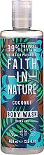 Voňavky, Parfémy, kozmetika Sprchový gél - Faith in Nature Coconut Body Wash