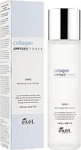 Voňavky, Parfémy, kozmetika Hydratačné tonikum s kolagénom - Ekel Collagen Ampoule Toner