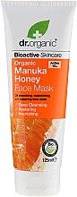 "Voňavky, Parfémy, kozmetika Maska na tvár ""Manuka Honey"" - Dr. Organic Bioactive Skincare Organic Manuka Honey Face Mask"