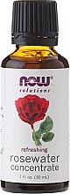 Voňavky, Parfémy, kozmetika Koncentrát ružovej vody - Now Foods Solutions Rosewater Concentrate