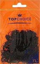 Voňavky, Parfémy, kozmetika Vlasové gumičky 22722, čierne - Top Choice