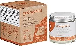 Voňavky, Parfémy, kozmetika Detská prírodná zubná pasta - Georganics Red Mandarin Natural Toothpaste