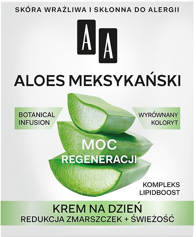 Krém na tvár denný - AA Moc Energy Cream 50+
