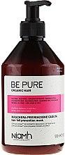 Voňavky, Parfémy, kozmetika Maska proti vypadávaniu vlasov - Niamh Hairconcept Be Pure Hair Fall Prevention Mask