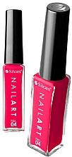 Voňavky, Parfémy, kozmetika Lak na nechty - Silcare Nail Art