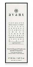 Voňavky, Parfémy, kozmetika Hydratačný krém na tvár - Avant Satin-Soft Imperial Polyglutamic Acid DUO Moisturiser