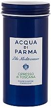 Voňavky, Parfémy, kozmetika Acqua di Parma Blu Mediterraneo-Cipresso di Toscana - Prúdrové mydlo