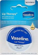 Voňavky, Parfémy, kozmetika Balzam na pery - Vaseline Lip Therapy Original Lips Balm