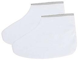 Voňavky, Parfémy, kozmetika Froté ponožky na ošetrenie parafínom, 1 pár - NeoNail Professional