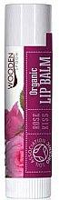Voňavky, Parfémy, kozmetika Balzam na pery - Wooden Spoon Lip Balm Rose Kiss