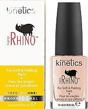 """Voňavky, Parfémy, kozmetika Starostlivosť o slabé a krehké nechty """"Nosorožec"""" - Kinetics Nano Rhino Nail Treatment"""