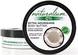Voňavky, Parfémy, kozmetika Telový olej - Naturalium Coconut Extra Nourishing Body Butter