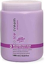Voňavky, Parfémy, kozmetika Maska na suché a poškodené vlasy - Inebrya Ice Cream SheCare Reconstructor Mask