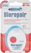 Voňavky, Parfémy, kozmetika Ultra jemná dentálna niť, 30 m - Biorepair Ultra-Flat Floss