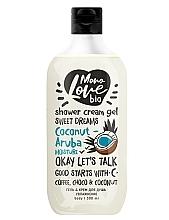 """Voňavky, Parfémy, kozmetika Sprchový krémový gél """"Hydratácia"""" - MonoLove Bio Coconut-Aruba Moisture"""