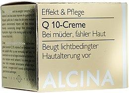 Voňavky, Parfémy, kozmetika Krém s Q10 - Alcina Q 10 Creme