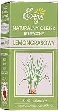 Voňavky, Parfémy, kozmetika Prírodný éterický olej z citrónovej trávy - Etja Natural Essential Oil