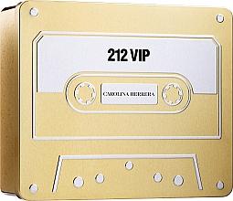 Voňavky, Parfémy, kozmetika Carolina Herrera 212 VIP - Sada (edp/50ml + b/lot/75ml)