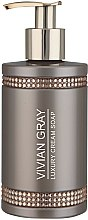 Voňavky, Parfémy, kozmetika Tekuté mydlo - Vivian Gray Brown Crystals Luxury Cream Soap
