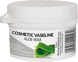 Voňavky, Parfémy, kozmetika Krém na tvár - Pasmedic Cosmetic Vaseline Aloe Vera
