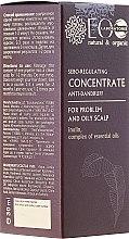 Voňavky, Parfémy, kozmetika Sebo regulačný koncentrát proti lupinám - ECO Laboratorie
