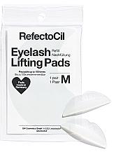 Voňavky, Parfémy, kozmetika Silikónové podložky na lifting mihalníc - RefectoCil Eyelash Lifting Pads M