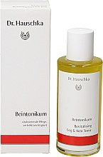 Voňavky, Parfémy, kozmetika Tonizujúci lotion na nohy - Dr. Hauschka Revitalising Leg & Arm Tonic
