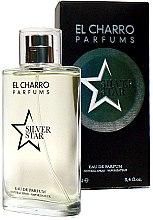 Voňavky, Parfémy, kozmetika El Charro Silver Star - Parfumovaná voda