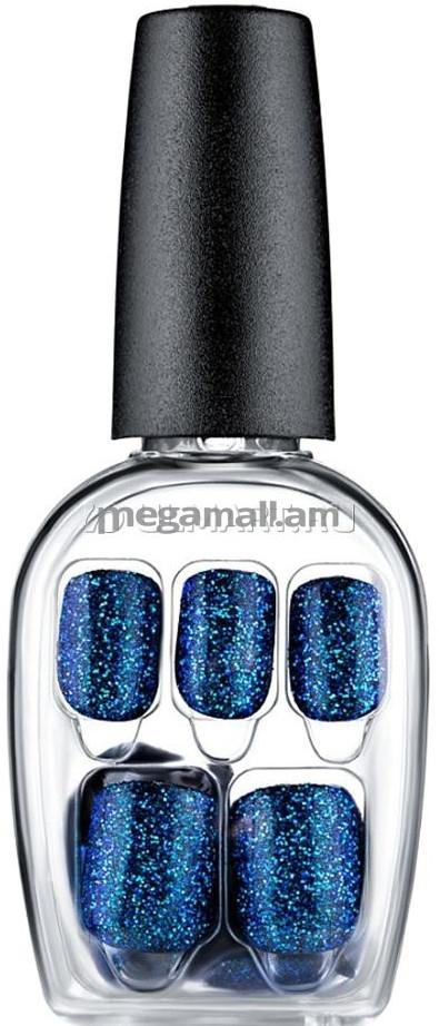 Tuhý lak na nechty - Kiss Broadway Nails Impress Press-on Manicure Nail Covers — Obrázky BIPD280 - Night New York
