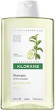 Voňavky, Parfémy, kozmetika Šampón s citrónom tónovaci pre lesk - Klorane Shampoo With Citrus Pulp