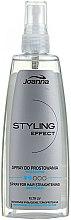 Voňavky, Parfémy, kozmetika Sprej pre vyrovnávanie vlasov - Joanna Styling Effect Spray For Hair Straightening Smoothing
