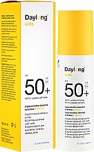Voňavky, Parfémy, kozmetika Opaľovacie mlieko pre deti - Daylong Sun Milk For Kids SPF 50+