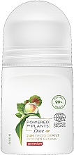 Voňavky, Parfémy, kozmetika Guľôčkový antiperspirant - Dove Powered by Plants Geranium 24H Deodorant