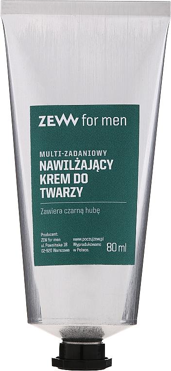 Multifunkčný hydratačný krém na tvár pre mužov - Zew For Men Face Cream — Obrázky N2