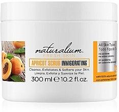Voňavky, Parfémy, kozmetika Energetický peeling na telo - Naturalium Fresh Skin Apricot