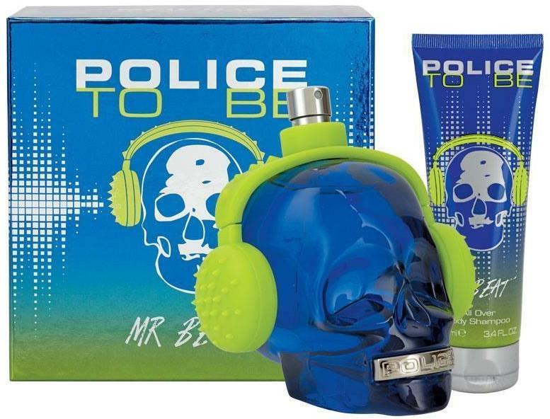 Police To Be Mr Beat - Sada (edt/75ml + sh/gel/100ml)