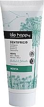 Voňavky, Parfémy, kozmetika Zubná pasta s mätovým extraktom - Bio Happy Neutral&Delicate Toothpaste Mint Flavor