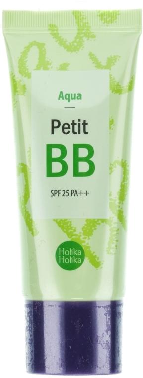 Osviežujúci BB krém na tvár - Holika Holika Aqua Petit BB Cream SPF25