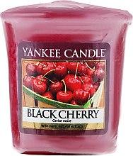 """Voňavky, Parfémy, kozmetika Vonná sviečka """"Čierna čerešňa"""" - Yankee Candle Scented Votive Black Cherry"""