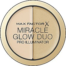 Voňavky, Parfémy, kozmetika Korektor na tvár - Max Factor Miracle Glow Duo