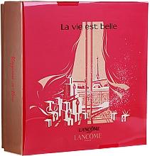 Voňavky, Parfémy, kozmetika Lancome La Vie Est Belle - Sada (edp/75ml + edp/4ml + b/lot/50ml)