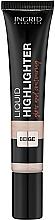 Voňavky, Parfémy, kozmetika Rozjasňovač - Ingrid Cosmetics Liquid Highlighter