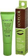 Voňavky, Parfémy, kozmetika Bio-olej na posilnenie a aktivizaciu rastu mihalníc a obočia - ECO Laboratorie Lovecoil Bio Oil