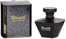 Voňavky, Parfémy, kozmetika Omerta Wealth Black Diamond - Parfumovaná voda