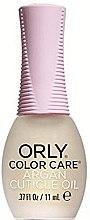Voňavky, Parfémy, kozmetika Olej na nechty a kožičku - Orly Color Care Argan Cuticle Oil